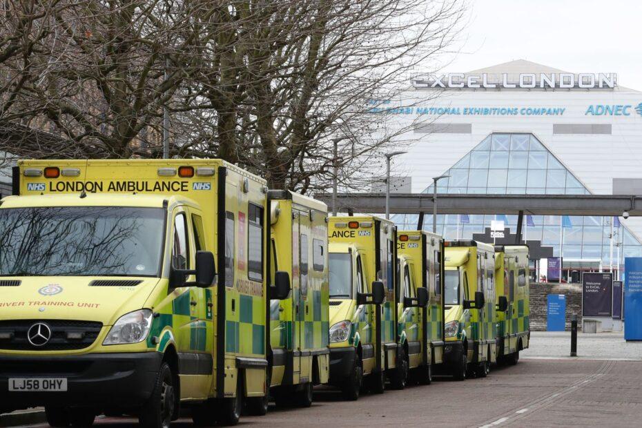 Luminizer 300 hospital london